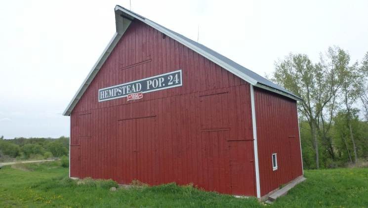 Hempstead Barn