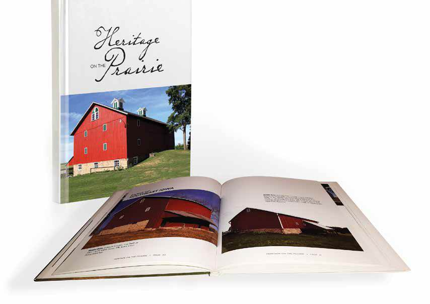 About the Iowa Barn Foundation