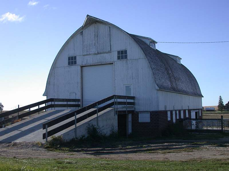 James Michels barn.